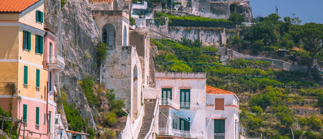 Lost in Amalfi II – Architecture