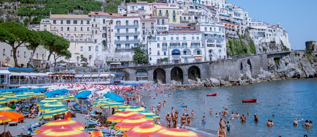 Lost in Amalfi IV – Beach